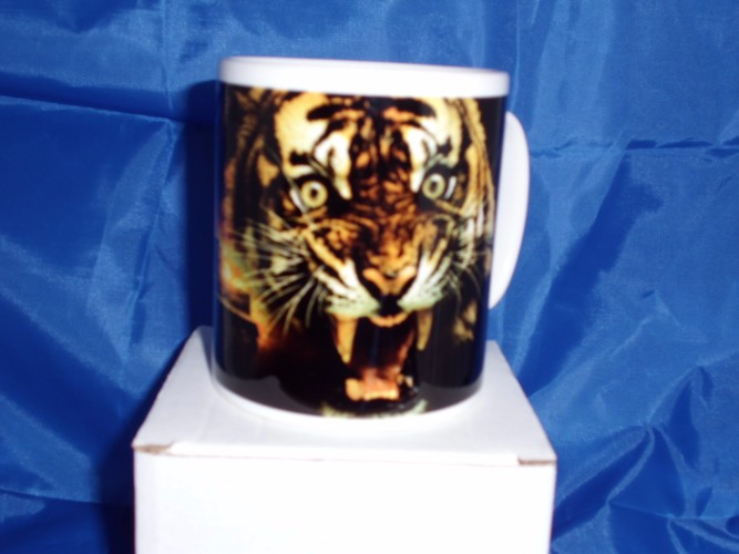 Michael whittman Tank ace special edition mug