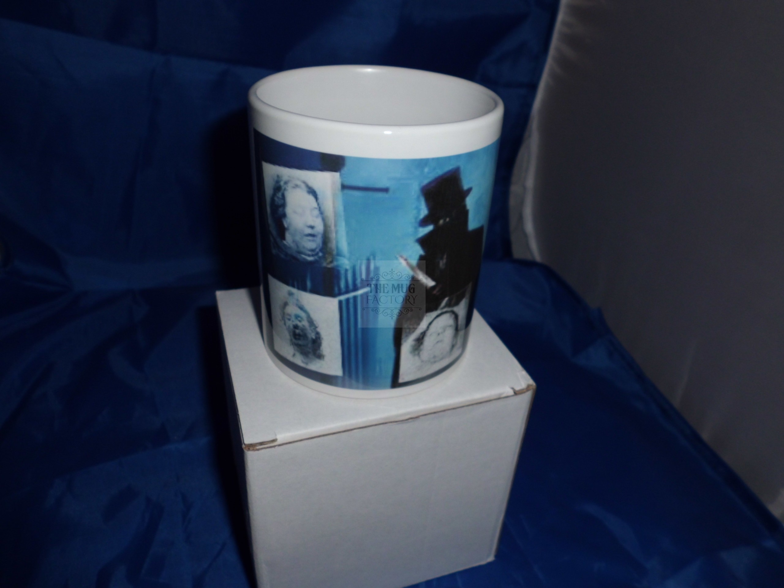 Ripper victims personalised mug