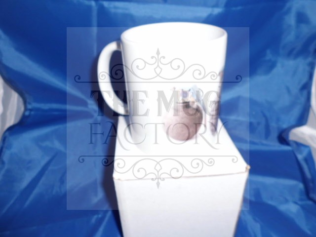 Three Grenades military mug