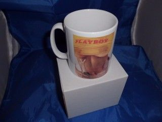 Vintage Playboy Magazine cover mug