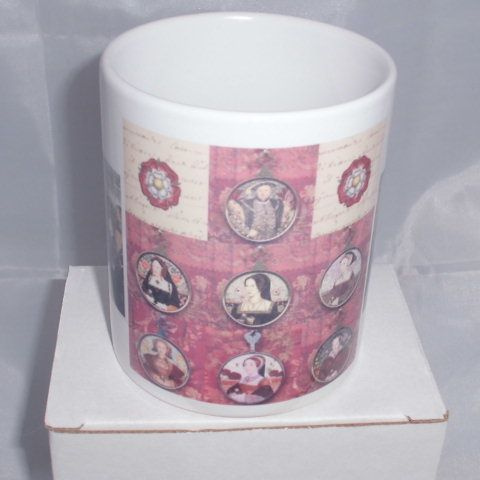 Henry the 8th Historical printed mug