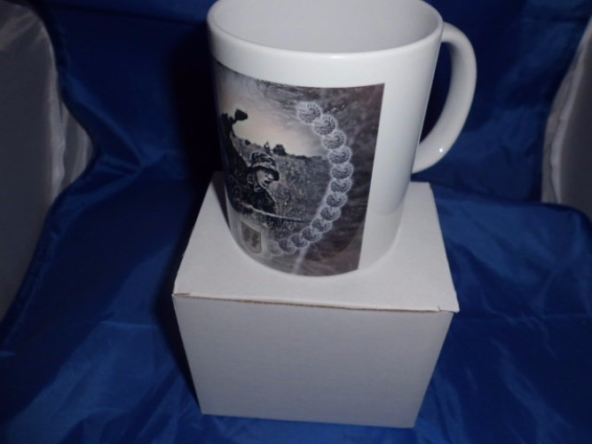 World war two SS Mug