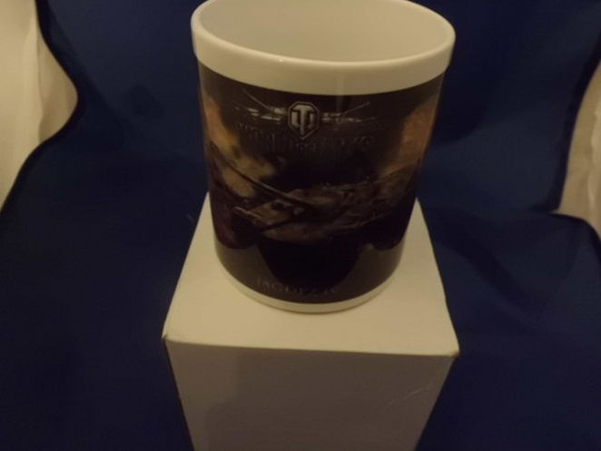 World Of Tanks Jagpz IV military Mug