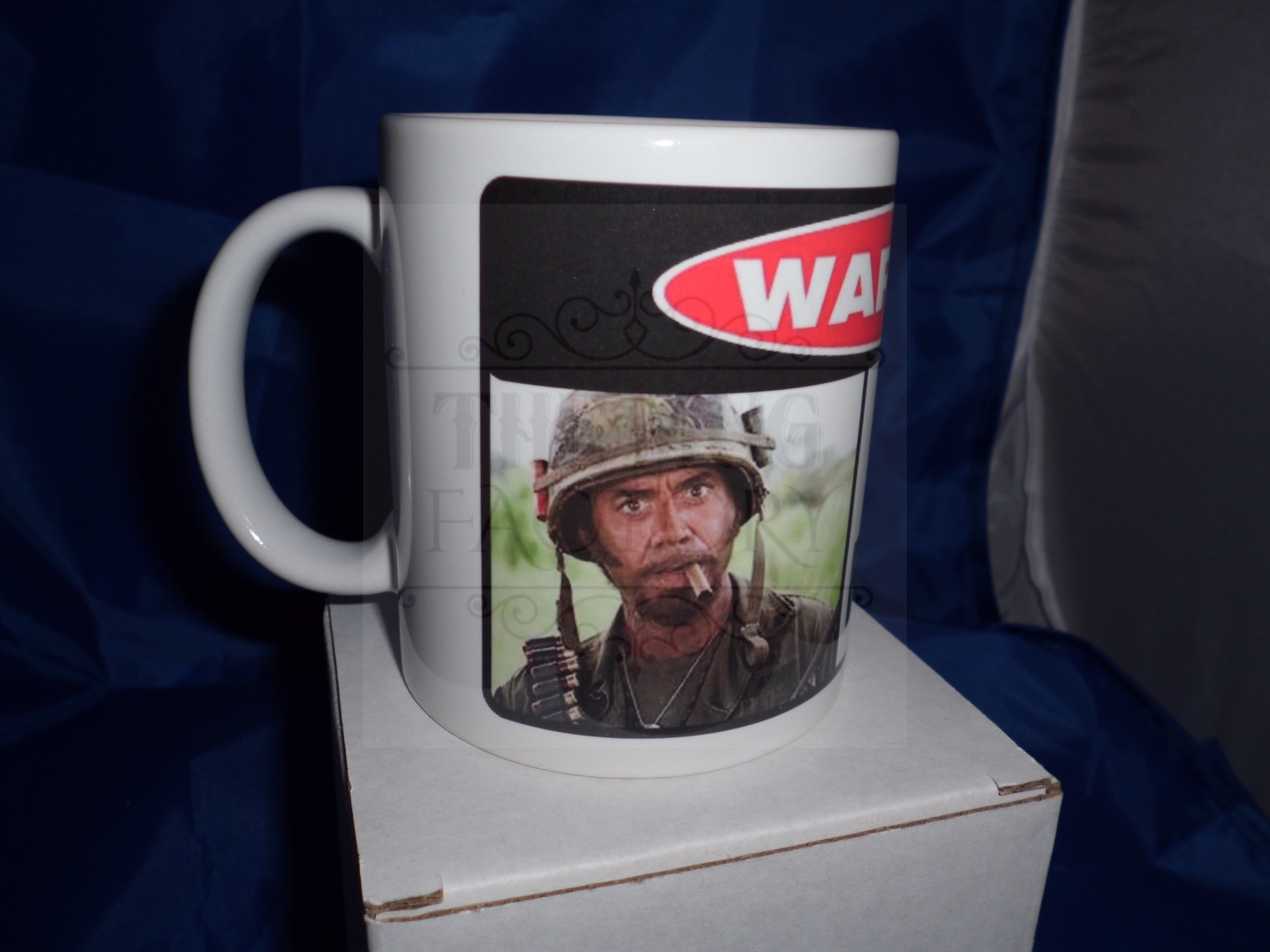 Never Go full Retard military Mug