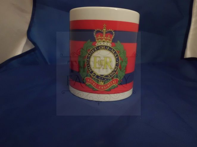 Royal Engineers military Mug