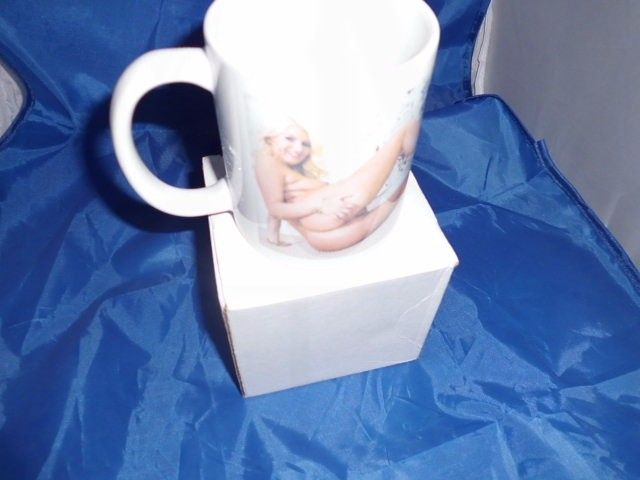 Porn Star erotic risque 18's only Mug