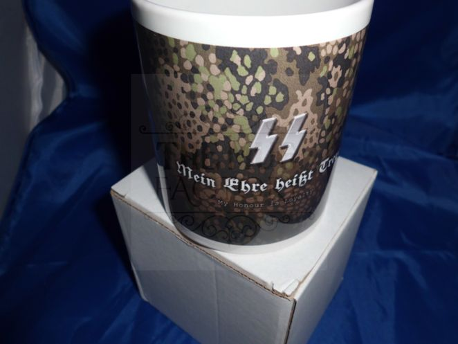 My Loyalty is my honour military mug