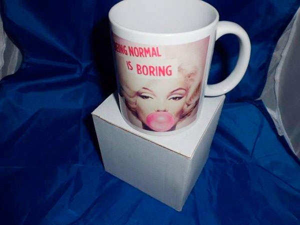 Personalised mugs - The Mug Factory