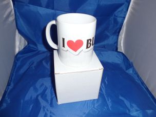 I Luv Bum Sex humorous mug