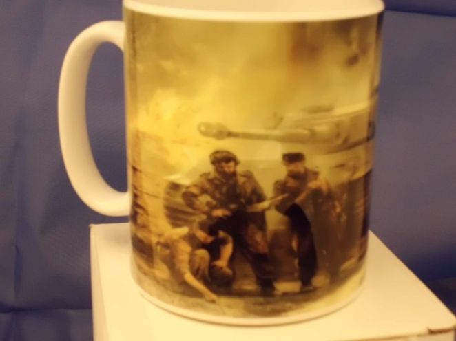 ww2 Battle for Berlin mug