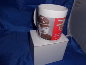 Michael Wittmann Tank ace WW2 military mug