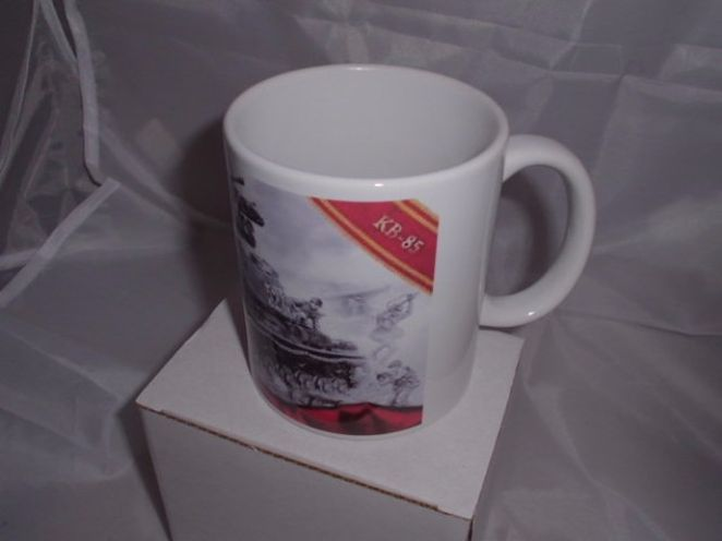 KB-85 WORLD OF TANKS PRINTED MUG