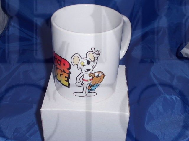 Danger mouse personalised mug