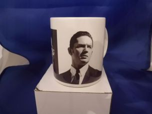 Tom Hardy Kray twins personalised mug