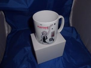 Marilyn Monroe first ever playboy cover 1953mug