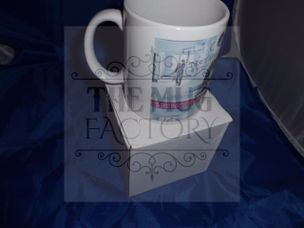 Criminal minds personalised mug