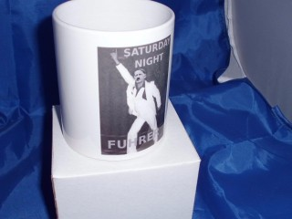 Saturday Night Fuhrer military mug