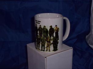 WW2 German soldiers 1939 to 1945 military mug