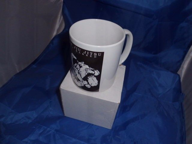 Mixed martial arts personalised mug