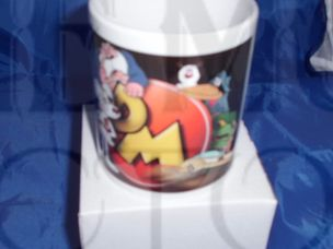 Danger mouse characters personalised mug