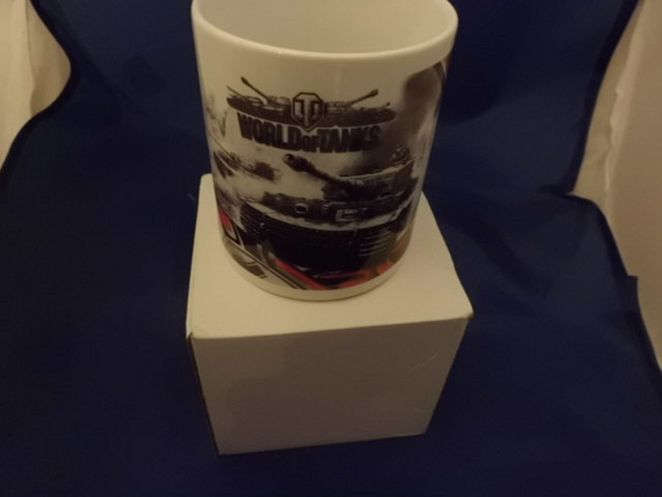 World of Tanks Tiger military Mug