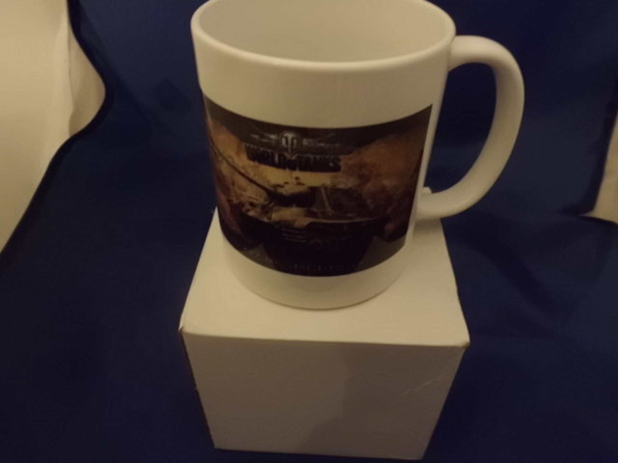 World Of Tanks JagdTiger military mug