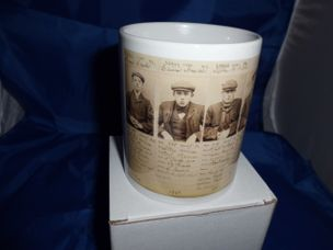 Peaky Blinders Original Gang Members personalised mug