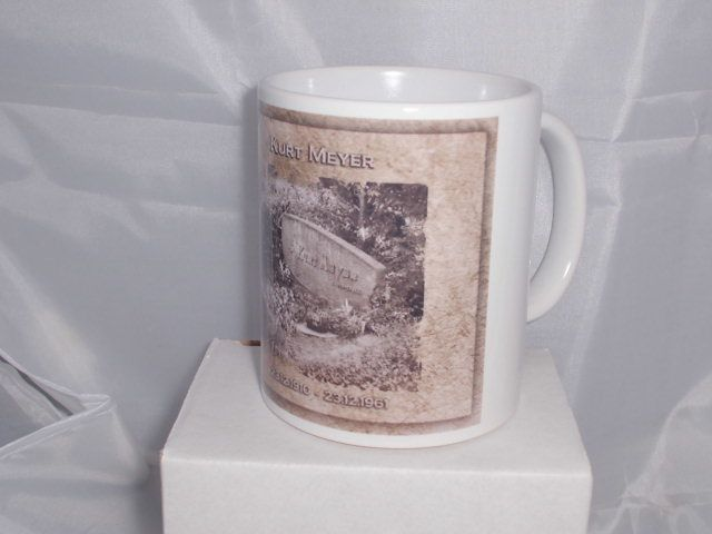 Kurt Meyer Printed mug