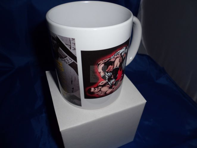 Gracie Jiu Jitsu personalised mug